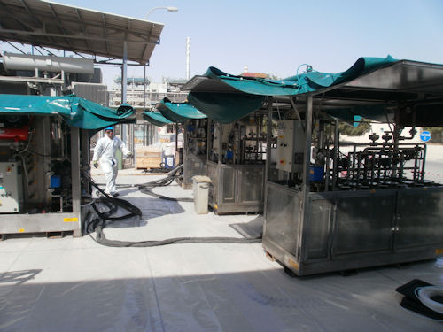 Removal of corrosive sulfur with DBDS C1 Qatar 2012 | SeaMarconi